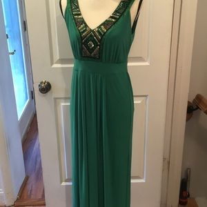 Nic and Dom long dress